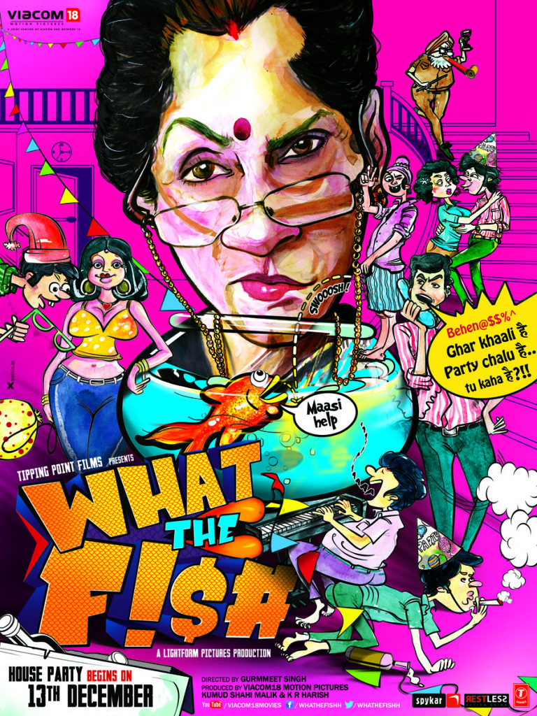 What-The-Fish-Poster